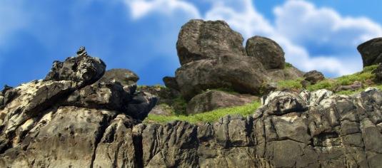 A - Gunung Batu